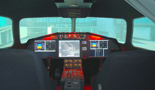 Voll-Simulator