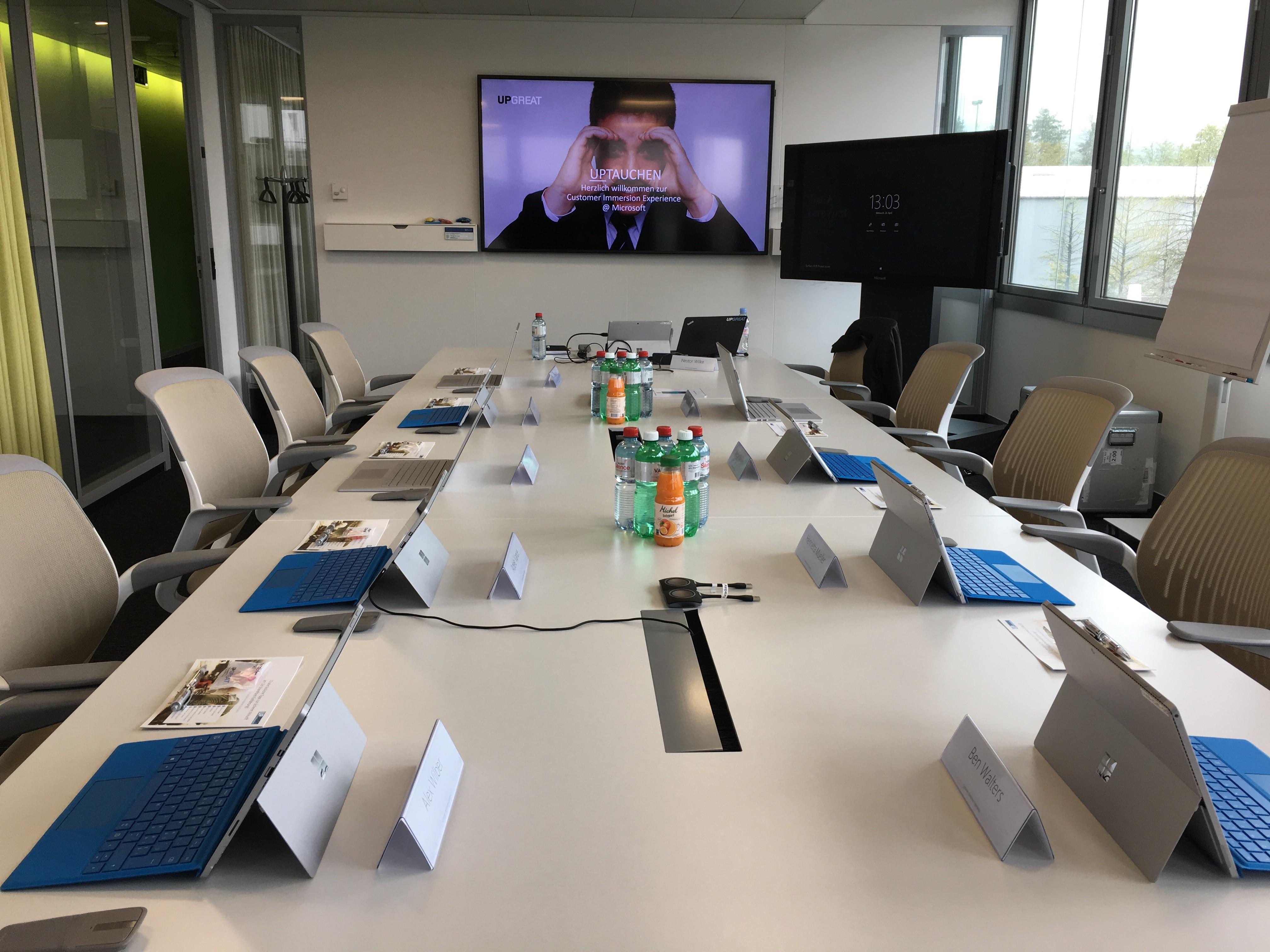 Modern Workplace Workshop